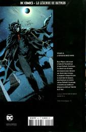 Verso de DC Comics - La légende de Batman -4651- Le Retour de Bruce Wayne