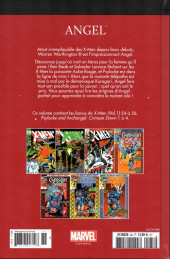 Verso de Marvel Comics : Le meilleur des Super-Héros - La collection (Hachette) -88- Angel