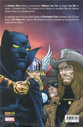 Verso de Black Panther (Marvel select) -4- La mort de la panthère noire