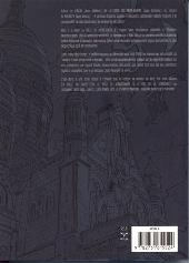 Verso de Le cœur couronné -INT- La folle du Sacré-Cœur