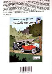 Verso de Louise Petibouchon -HS- Les gants du 13e apôtre