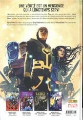 Verso de Loki (Marvel Deluxe) - Loki - Journey Into Mystery
