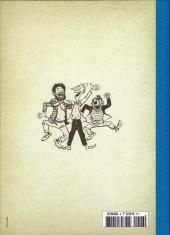Verso de Les pieds Nickelés - La Collection (Hachette, 2e série) -6- Les Pieds Nickelés sportifs