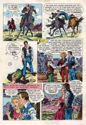 Verso de Four Color Comics (Dell - 1942) -613- Ernest Haycox's Western Marshal