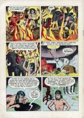 Verso de Four Color Comics (Dell - 1942) -620- Rudyard Kipling's Mowgli Jungle Book