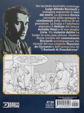 Verso de Commissario Ricciardi (Il) (Magazine) - Quattro storie inedite