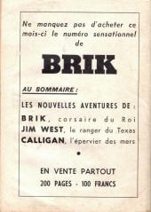 Verso de Dakota (Aventures et Voyages) -57- Rocky le trappeur contre les anglais