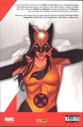 Verso de X-Men (Marvel France 6e série) -5- Guerre des dieux