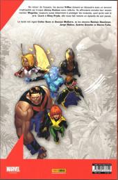 Verso de X-Men Extra (2e série) -3- A la recherche de jimmy hudson