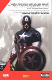 Verso de Avengers (Marvel France - 2019) -5- La montagne des avengers