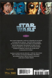 Verso de Star Wars - Légendes - La Collection (Hachette) -9321- Chevalier Erant - III. Evasion
