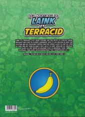 Verso de Laink et Terracid (Les aventures de) -2- Tome 2