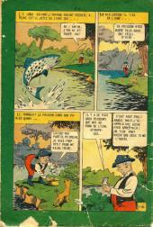 Verso de Pixi (classiques illustrés) -21- Le petit ramoneur