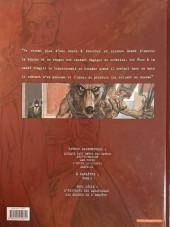 Verso de Blacksad -3d- Âme Rouge