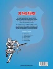 Verso de Rode Ridder Integraal (De) -3- De eerste avonturen 1962-1963