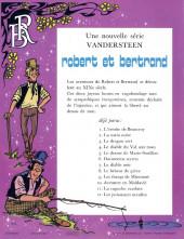 Verso de Robert et Bertrand -12- Les puissances occultes