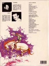 Verso de Comanche -1d1983- Red Dust