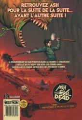Verso de Evil Dead 2 - la Série -1- Ash en Enfer