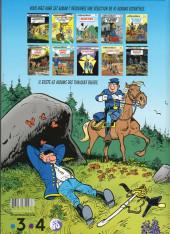 Verso de Les tuniques Bleues -47Été19- Les Nancy Hart