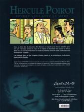 Verso de Hercule Poirot -2- Rendez-vous avec la mort