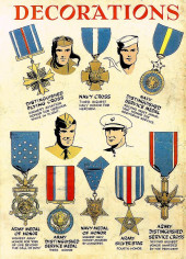 Verso de War Heroes (1942) -1- General Douglas MacArthur