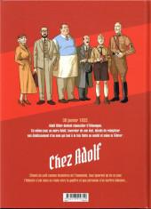 Verso de Chez Adolf -1- 1933