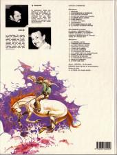 Verso de Comanche -6c1983a- Furie rebelle
