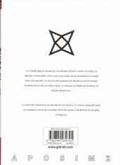 Verso de Aposimz la planète des marionnettes -3- Tome 3