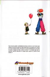 Verso de Dragon Ball Super -8- Prémices de l'éveil de Son Goku