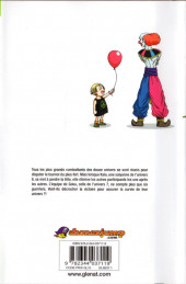 Verso de Dragon Ball Super -8- Tome 8