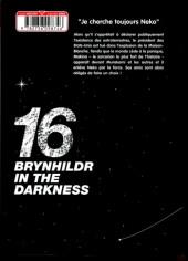 Verso de Brynhildr in the Darkness -16- Tome 16