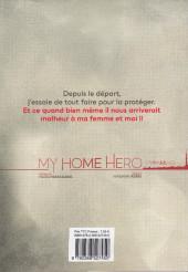 Verso de My Home Hero -4- Tome 4