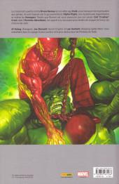 Verso de Immortal Hulk -2- La porte verte
