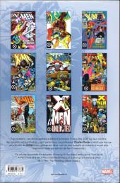 Verso de X-Men (L'intégrale) -37- X-Men : l'intégrale 1994 (I)
