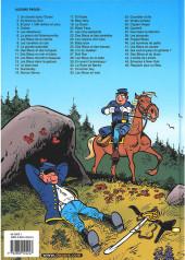 Verso de Les tuniques Bleues -39a2003- Puppet Blues