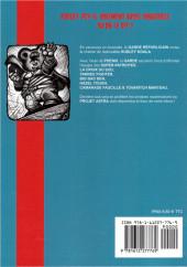 Verso de Le garde républicain -ÉTÉ18- Phenix
