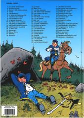 Verso de Les tuniques Bleues -53a2015- Sang bleu chez les Bleus