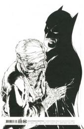 Verso de Batman (DC Renaissance) -INT02- Le Deuil de la famille - Édition 80 ans