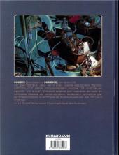 Verso de Le réseau Bombyce - Tome INTa2019
