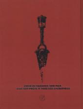 Verso de Thorgal (Les mondes de) - Kriss de Valnor -Int 7-8- La Dague du Temps