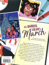 Verso de Les quatre sœurs March
