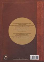Verso de Sherlock Holmes - La BD dont vous êtes le héros -6- Enquêtes internationales