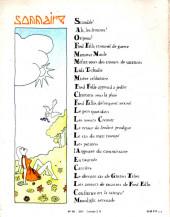 Verso de Romances & mélodrames