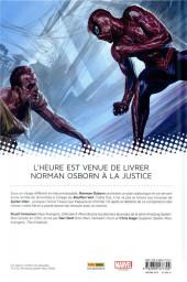 Verso de All-New Amazing Spider-Man (Marvel Now!) -6- L'identité d'Osborn