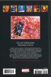 Verso de Marvel Comics - La collection (Hachette) -137101- Péché Originel - Première Partie