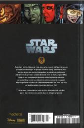 Verso de Star Wars - Légendes - La Collection (Hachette) -9492- Star Wars Legay - VIII. Monstre