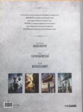 Verso de (AUT) Graffet - Effluvium