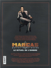 Verso de Marcas, maître franc-maçon -INT- Le rituel de l'ombre