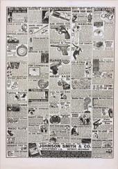 Verso de Marvel Mystery Comics (Timely - 1939) -1- Marvel Comics