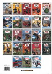 Verso de L'agent 212 -22a2003- Brigade des eaux
